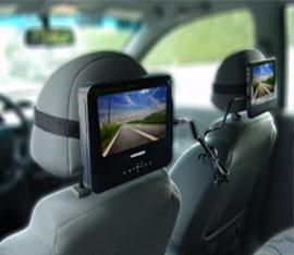 lettore dvd per auto
